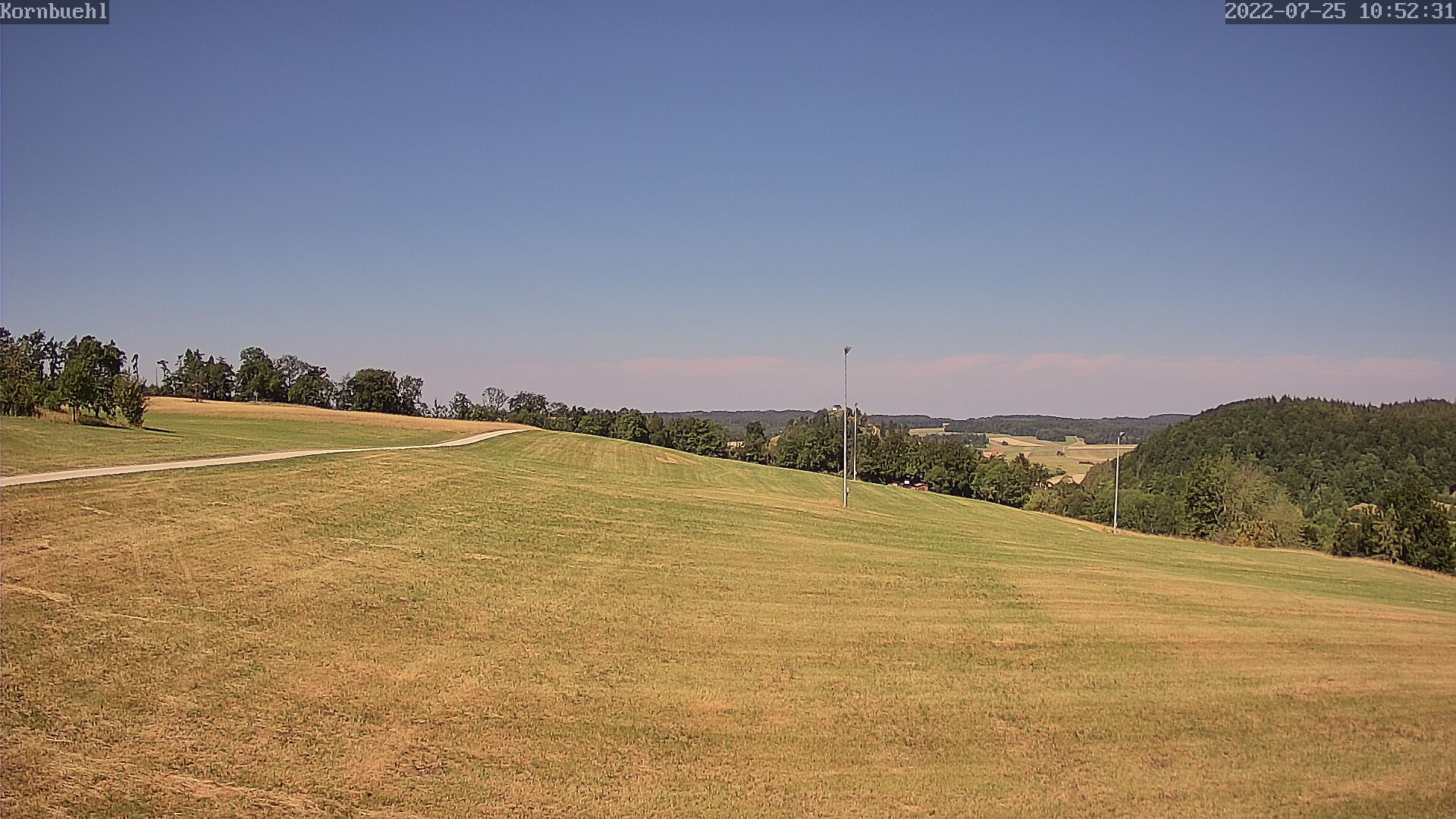 Webcam Ski Resort Salmendingen Swabian Jura