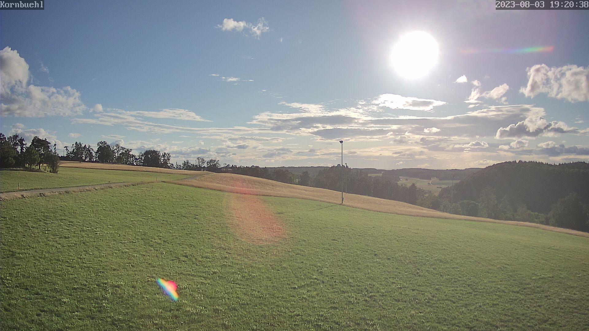 Webcam Ski Resort Salmendingen Swabian Jura
